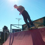 At De Fremery skate park, a celebration of our neighborhood youth's physical talents